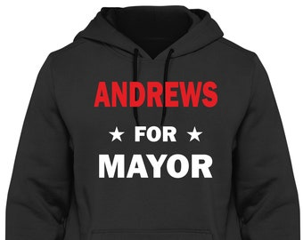 62439945303b27 Andrews for Mayor Hoodie Archie TV Veronica Betty Jughead Vixens Cheryl  Blossom Christmas Gift South Side Serpents Riverdale High School