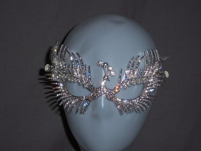 masquerade mask rhinestone mask wedding mask bridal mask halloween costume mask,glamour mask masquerade ball mask,mask rhinestone mask
