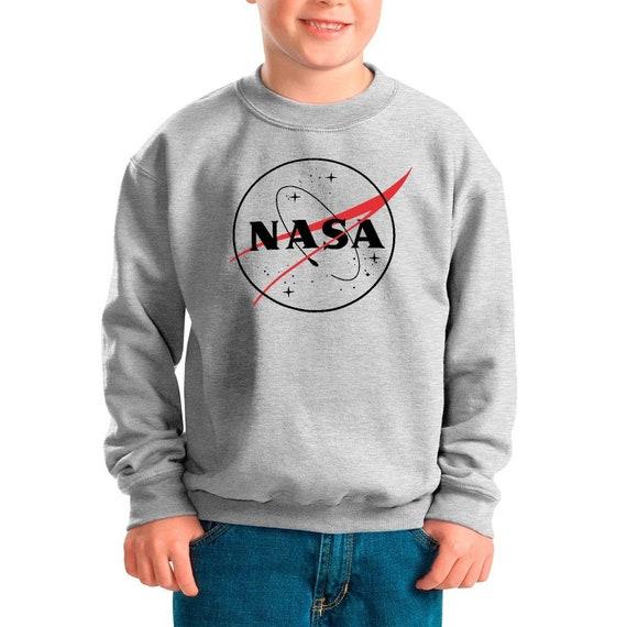 NASA Space Sweater Trendy Clothes Tumblr Sweatshirt Nasa Art Pullover Unisex