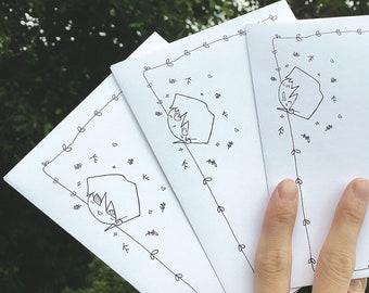 Seto Kaiba A2 Envelopes