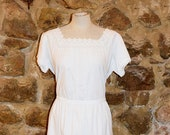 Vintage Nightgown S'30s