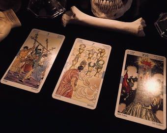 3 Card Reading