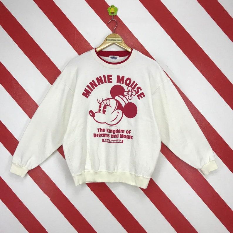 50b28dabfc Vintage 90s Minnie Mouse Sweatshirt Minnie Disney Sweater