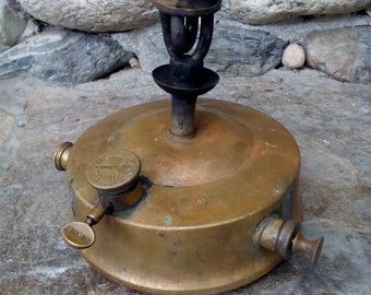 Classic Camp Stove OPTIMUS - Made in Sweden Stockholm - Vintage Tourist Stove - Original Camping Stove - Outdoors Cooker - Authentic Stove