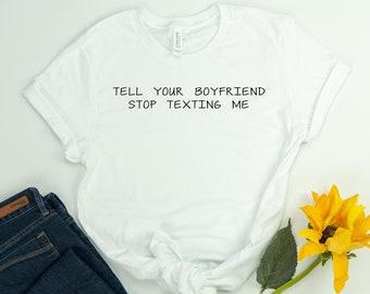 Ex girlfriend tshirt | Etsy