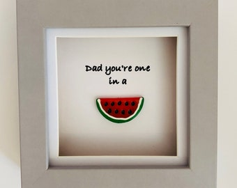 Father's Day Gift - Fun Pun Art, Limited Edition, Perfect Present for Dad