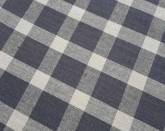 Fabric 50cm x 155cm - 100% cotton Plaid