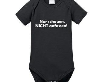 Milchvampir Geburt Geschenk Strampler Mama Baby Body Baumwolle