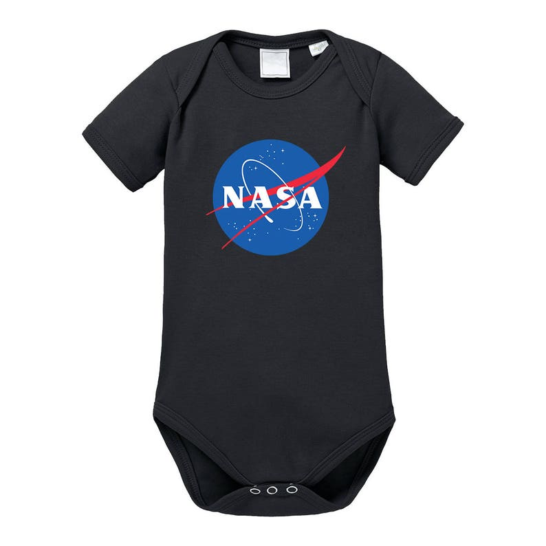 e7b32c19f9d9 NASA-Baby body organic cotton-Birth gift romper Mama space