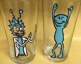 Rick & Morty... Meeseeks too....
