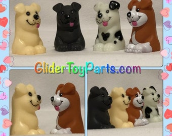 How to Create an Origami Puppy Finger Puppet: 15 Steps | 270x340