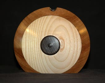 Lenticular vase VL03