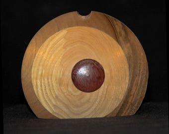 Lenticular vase VL08