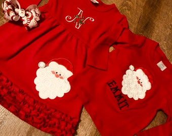 2ffb9bbd6375 Toddler Christmas Outfit - Toddler Girl Christmas Dress - Toddler Boy  Christmas Shirt