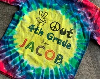 Back To School Girl/Boy- 1st Grade, 2nd Grade, 3rd Grade. 4th Grade