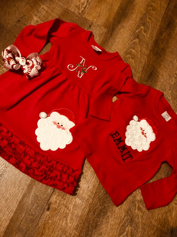 Toddler Christmas Outfit.Toddler Christmas Outfit Toddler Girl Christmas Dress Toddler Boy Christmas Shirt