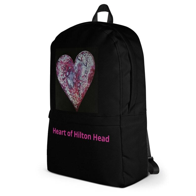 The Heart of Hilton Head Backpack