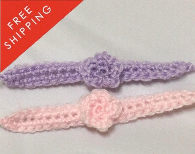Twin ID Bracelet, Twin ID Anklets, Baby Bracelet, Free Shipping, Twin Bracelets, Baby Anklet, Crochet ID Bracelet, Hospital Bracelet, Gift