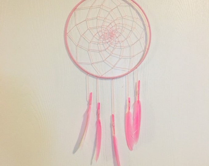 Dreamcatcher, Wall Hanging, Free Shipping, Boho, Boho Home Decor, Nursery Decor, Medium Dreamcatcher, Boho Dreamcatcher, Home Decor