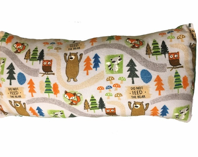 Woodlands Toddler Pillow
