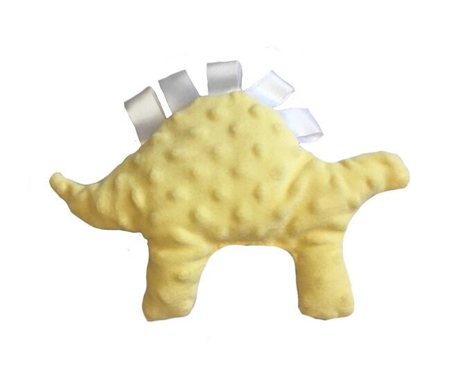 Soft Dinosaur Tag Toy