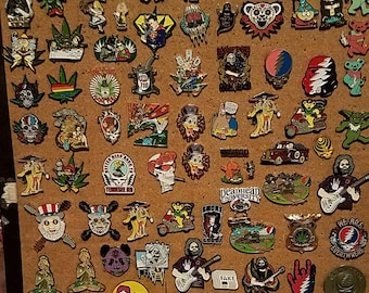 Heady pin | Etsy