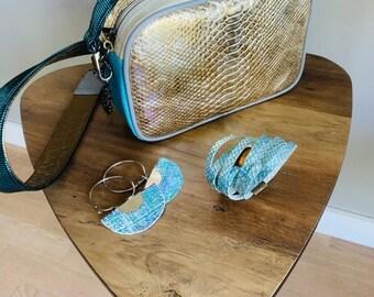 VIVIAN unique leather bag