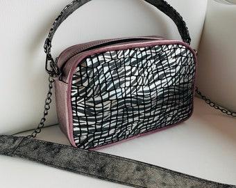 VIVIAN leather bag