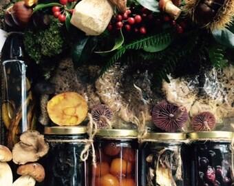 Festive Foraged Food Box