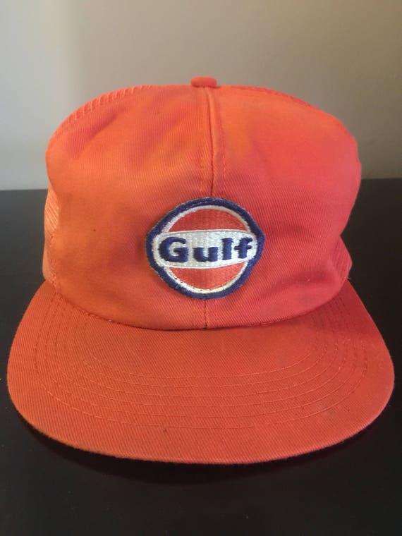 Gulf Oil Company Snapback Hat  3a1e1843aaca
