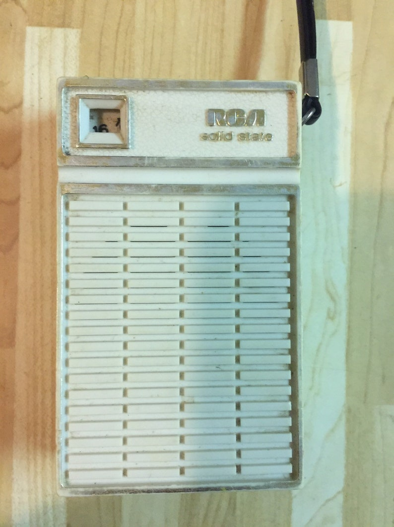 RCA Solid State Radio