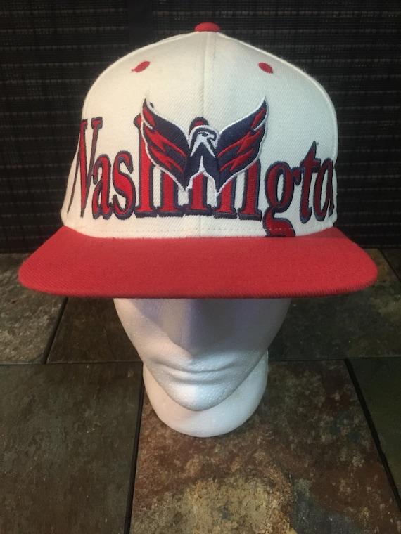 Reebok Washington Capitals Snapback Hat  c489c92b680