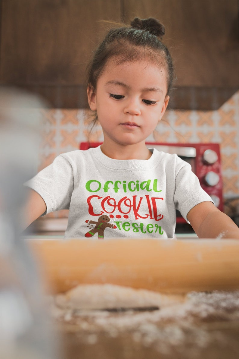 Kids Official Cookie Tester