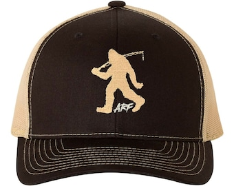 d568c71e Bigfoot Fishing by Alex Rudd Fishing - ARF Embroidered Logo Trucker Caps  and Hats
