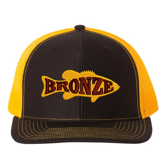 Bronze Fishing - Embroidered Logo - Richardson 112  Trucker Caps and Hats