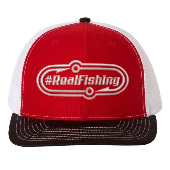 Mikey Balzz - #RealFishing - Trucker Caps and Hats