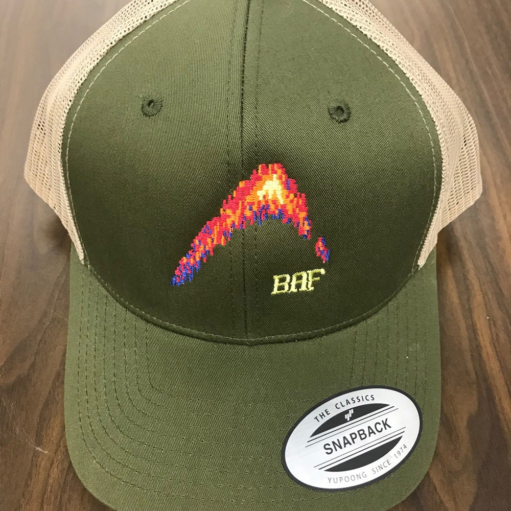 6c521f52 graphin' BAF - Embroidered Snap-Back, Structured Trucker Caps and ...
