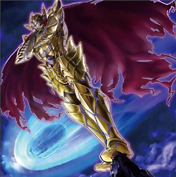 Kết quả hình ảnh cho Evil HERO Adusted Gold artwork