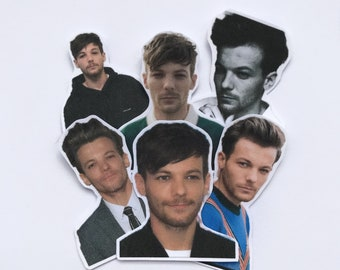 Louis Tomlinson Cute Sticker (24ct)