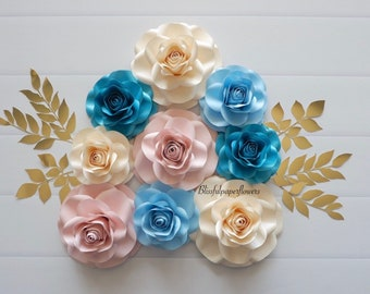 753fc26b3b2 Paper flower creations for your blissful by BlissfulPaperFlowers