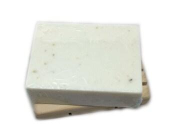 Oatmeal, Shea, & Honey Soap