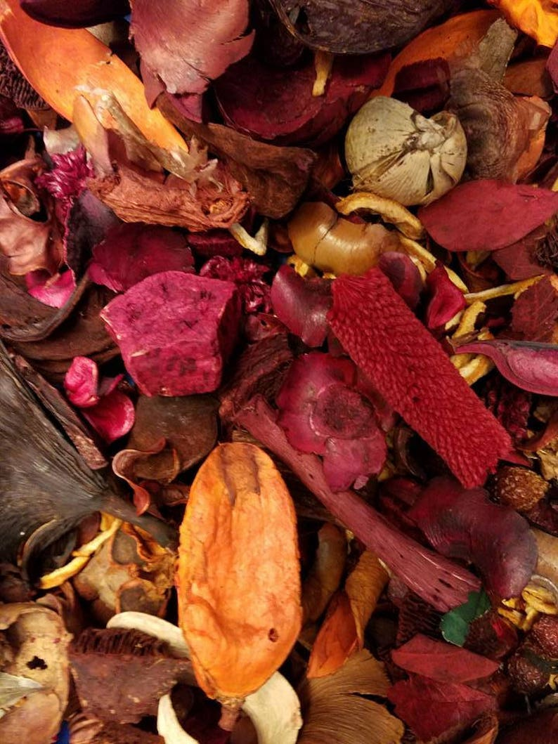 Highly Scented /& Homemade to Order Country Cottage Potpourri