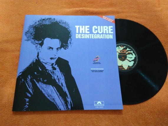 The Cure - Desintegration / Love Song / Lullaby Mega Rare 12
