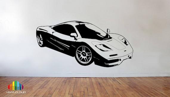 """/""""Lamborghini Gallardo /""""murales pared Pegatina Sticker Super coches deportivos decorativas"""