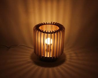 Lamp barrel