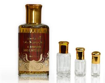 Sandal Mysore No.1 Al Haramain Sandalwood Perfume Oil Attar Alcohol Free P13