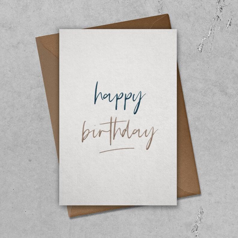 Happy Birthday Card Boyfriend For Her