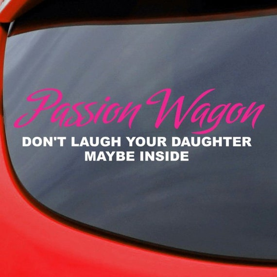 Your Daughter Likes This Jdm Race Racing Funny Decal Sticker Car Vinyl Wall