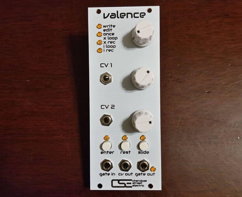 Valence  Eurorack Sequencer / Modulation source image 0