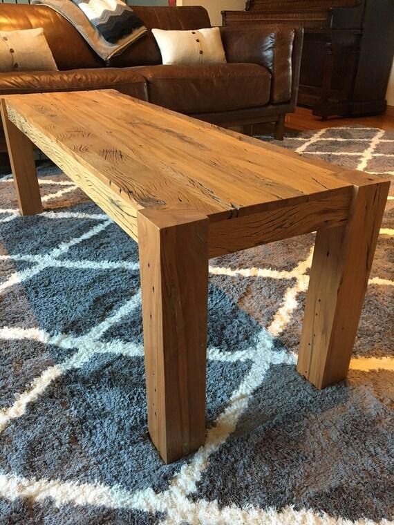 Incredible Handmade Custom Reclaimed Peroba Rosa Wood Bench Rustic Table Creativecarmelina Interior Chair Design Creativecarmelinacom